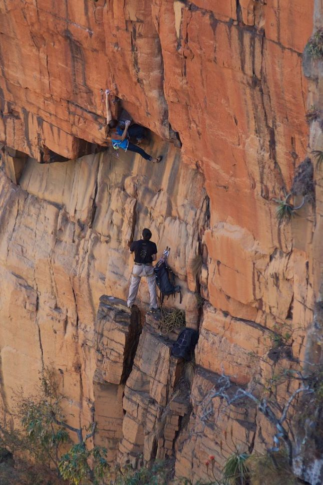 Paige on Unlimited Power (7c)