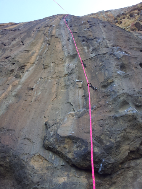 The Tempest Project (8a+/b) in Swinburne