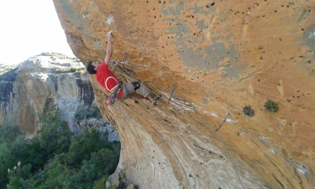 Me representing on Future Life (8b)