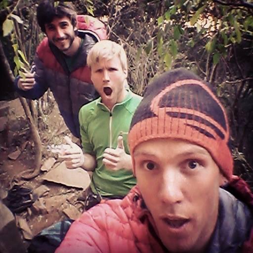 Ed, Sam and Jose!