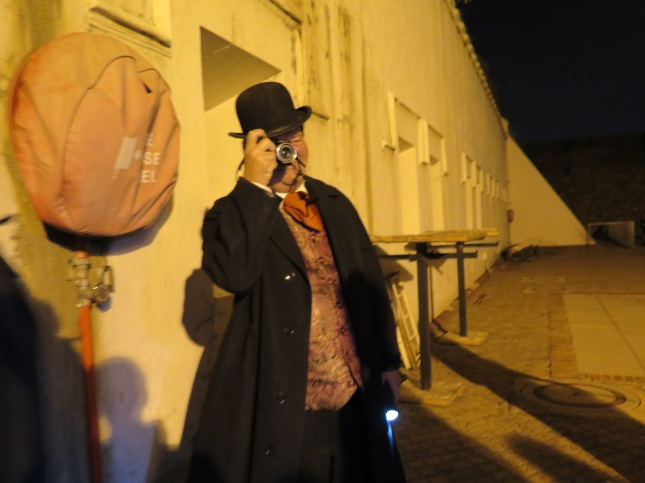 The Mystery Ghost Bus Tour in JHB. Really worth it
